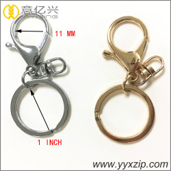 Standard beautiful toy key chain for decoration