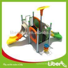 2015 Plastic Slides Children Amusement Park Outdoor Playground
