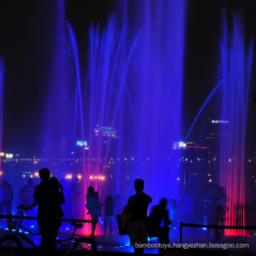 Musical Artificial Fountain Feature