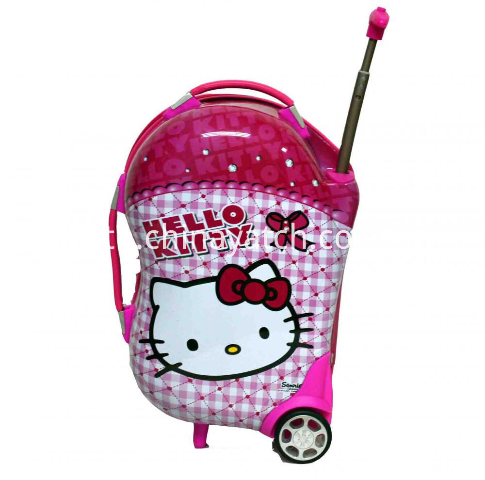 Hello Kitty Carton Trolley