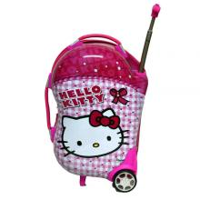 Hello Kitty PC Trolley Case for Children