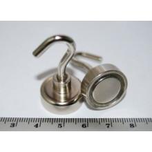 Haken-Magnet (Topf-E)