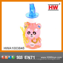Juguete plástico respetuoso del medio ambiente del agua de la burbuja de la venta para los cabritos