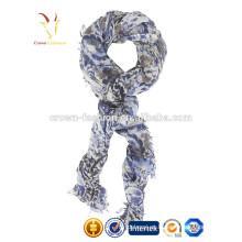 Fábrica impresa aduana caliente de la bufanda de la venta de China