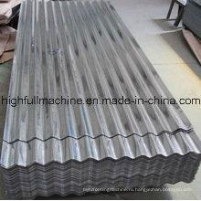 Металлический строительный материал с горячим прессованием