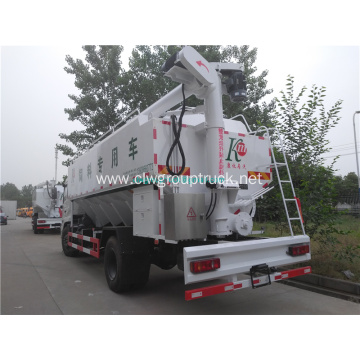 Dongfeng 4x2 chicken food transport truck