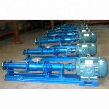 G series helical rotor pump,spiral pump,cheap helical rotor pump