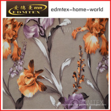 Curtain Fabric with Printed Styled-Cheap Price EDM0523