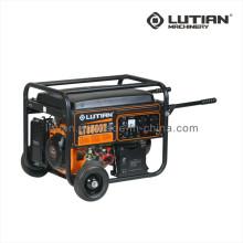 Hochwertige 3,2-6.0kw Aluminium/Kupfer-Draht-Benzin-Generator