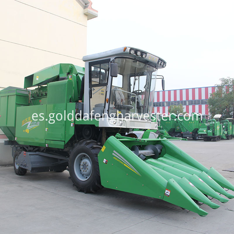 4YZP-4 maize corn cutting picker