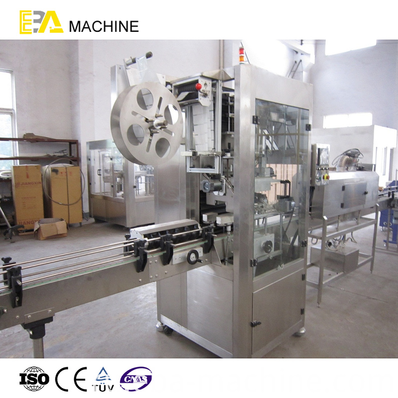 Sleeve Labeling Machine9