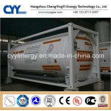 Neueste hohe Qualität und niedriger Preis Flüssigsauerstoff Stickstoff Argon Kraftstoff Lagertankbehälter