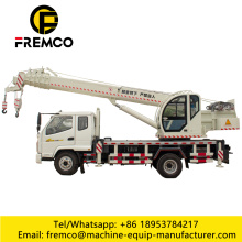 Durable Using Truck Mounting Crane