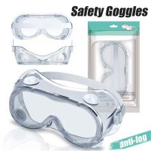 Gafas de seguridad protectoras transparentes médicas originales