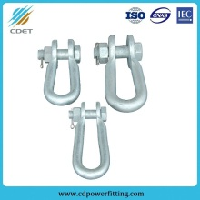 Good Quality for Link Fitting Anchor Chain Shackle for Transmission Line supply to Monaco Wholesale