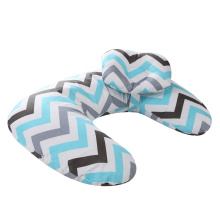Nursing Pillow and Positioner - Multi-Use Breastfeeding Pillow for Baby and Body Pillow for Pregnancy