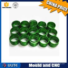 Fábrica de peças de alumínio em alumínio Shenzhen, peças de alumínio no processamento de lote pequeno