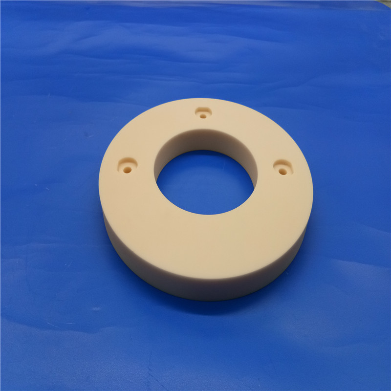 Ceramic Flange Tube