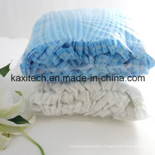 Disposable Elasticated Mob Clip Hairnetcap for Medical