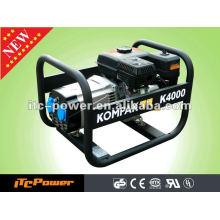 K4000 ITC-POWER gerador portátil gerador de gasolina conjunto