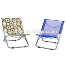 Cadeira ensolarada dobrável / cadeira de lazer ao ar livre / Cadeira de pesca / Cadeira de sol colorida para praia