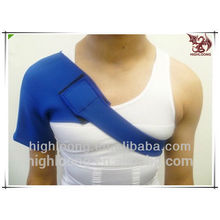 Highloong Plastic Spandex Bule Adjustable Shoulder Brace Support