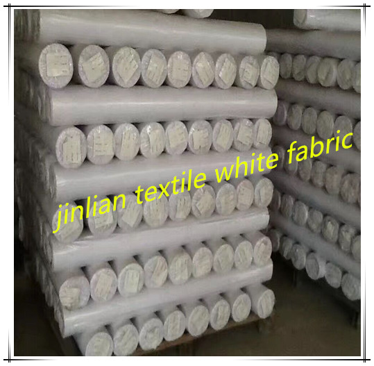 twill white fabric