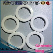 Anel de rolamento cerâmico industrial da grande alumina