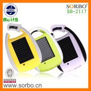 Solar External Portable Battery Power Bank
