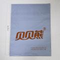 Sac de transporteur de vêtements de logo imprimé par poly adapté aux besoins du client