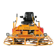Gasoline engine Concrete Power Trowel Machine For Sale
