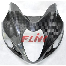 Motorcycle Carbon Fiber Parts Front Fairing for Suzuki Hayabusa 97-07