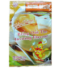 Halal 10g e pó de galinha 4G com sabor agradável