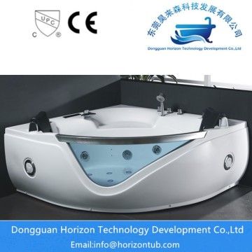 Acrylic Glass Modern Simple Design Bathtub