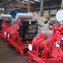 Fire Pump 1250gpm 80-120m (XSF125-290)