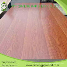 Supply 1220X2440X1.6-5.0mm Paper Overlay Plywood with Competitive Price