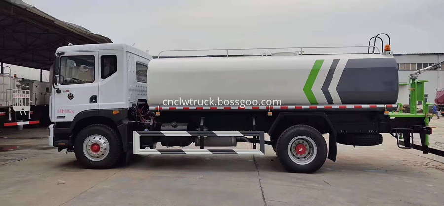 dongfeng street cleaning vehicle for sale