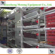 Cage de poulet d'équipement de ferme de volaille de conception du Pakistan / cage automatique de cage de poulet de volaille / volaille pour votre ferme