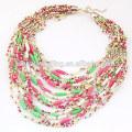 2015 style bohème 6 couleurs en stock collier perle