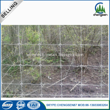 260g Galvanized Steel Knot Lock Deer Fence