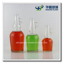 250ml 500ml 750ml Empty Glass Olive Oil Bottles with Handle