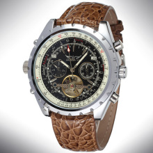 OEM / ODM Mineral Glass Wrist Alloy Case Watch