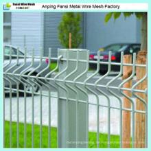 Großhandel Pulver beschichtet Hitze behandelten Metall Stahl dekorativen Garten Zaun