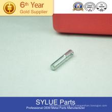 Mecanizado de aluminio de alta precisión de Ningbo con trabajos de torneado cnc