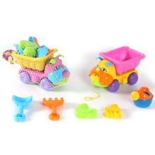 Sommer Outdoor Spielzeug 6PCS Kinder Kunststoff Sand Strand Set (10226565)