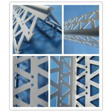 Proteção de guarda de parede / grânulo de ângulo de PVC