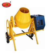 Pengadun Konkrit Mini Portable Electric Drum Concrete