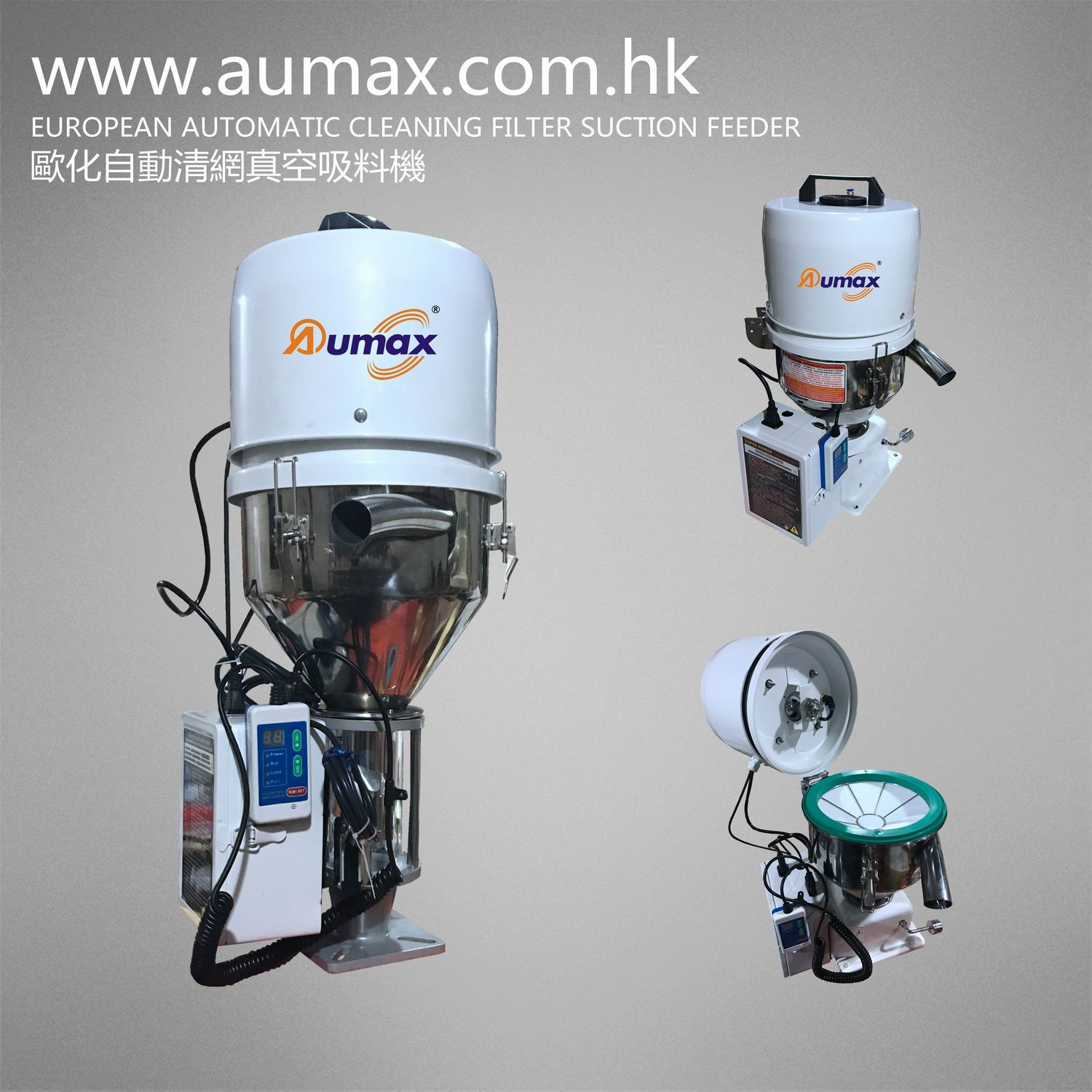 Vacuum Hopper Loader Machine