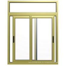 Ventana corrediza de aluminio / Ventana y puerta de aluminio