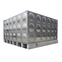 Tanque de almacenamiento de agua del equipo de almacenamiento de acero inoxidable